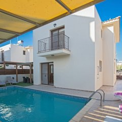 Отель Cyprus Villa Crystal 33 Gold бассейн фото 2