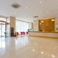 Отель Starway Jiujiang International Convention Centre Branch интерьер отеля фото 2