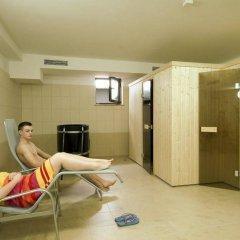 Отель Ośrodek Konferencyjno Wypoczynkowy Hyrny Закопане сауна