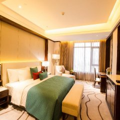 Quanzhou Jinjiang Aile International Hotel комната для гостей фото 3