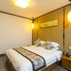 Manxin Hotel комната для гостей фото 5