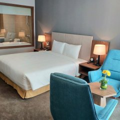 Muong Thanh Luxury Vien Trieu Hotel Нячанг комната для гостей