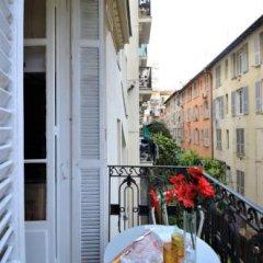 Отель Palais du Logis 22 балкон