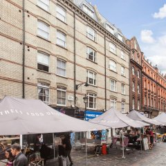 Апартаменты Piccadilly Circus & Chinatown Apartments фитнесс-зал фото 2
