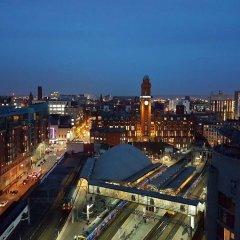 Отель City Dreams балкон
