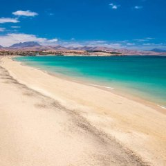 Hotel Jandia Golf пляж