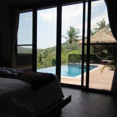 Отель Koh Tao Heights Pool Villas бассейн