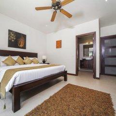 Отель Villa Ploi Attitaya сейф в номере