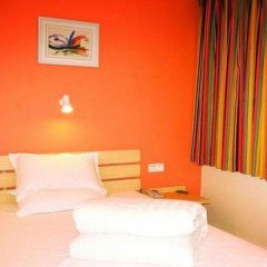 Отель 7 Days Inn Chongqing Changshou Changshou Road Branch комната для гостей