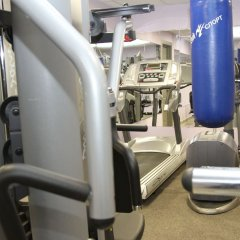 Troya Hotel фитнесс-зал