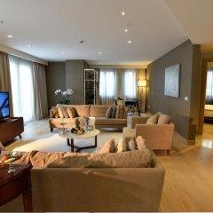Отель Cvk Park Prestige Suites комната для гостей фото 5