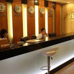 A25 Hotel Phan Chu Trinh интерьер отеля фото 3
