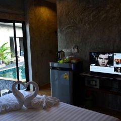 Отель BK Boutique Resort удобства в номере