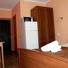 Гостиница Каштан комната для гостей фото 5
