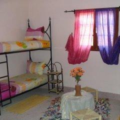 Отель Auberge De Jeunesse Ouarzazate - Hostel Марокко, Уарзазат - отзывы, цены и фото номеров - забронировать отель Auberge De Jeunesse Ouarzazate - Hostel онлайн комната для гостей фото 5