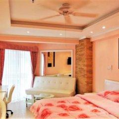 Отель Jomtien Beach Condominium Паттайя комната для гостей фото 5