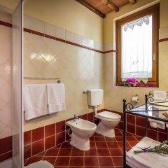 Отель Casa Casalino Италия, Реггелло - отзывы, цены и фото номеров - забронировать отель Casa Casalino онлайн ванная фото 2