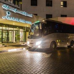 Отель Arabian Park Hotel ОАЭ, Дубай - 1 отзыв об отеле, цены и фото номеров - забронировать отель Arabian Park Hotel онлайн городской автобус