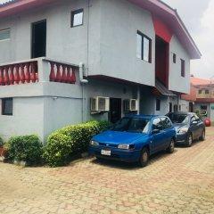 Sylva Link Hotel Ltd парковка
