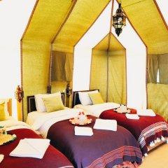 Отель Sahara Royal Camp Марокко, Мерзуга - отзывы, цены и фото номеров - забронировать отель Sahara Royal Camp онлайн комната для гостей фото 3