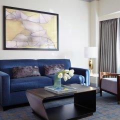 Отель The Residences By Hilton Club комната для гостей фото 5