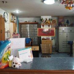 Апартаменты Kimhant Apartment Паттайя интерьер отеля фото 2