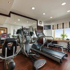 Savoy Suites Hotel Apartments фитнесс-зал фото 2