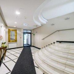 Отель P&O Apartments Sienna Польша, Варшава - отзывы, цены и фото номеров - забронировать отель P&O Apartments Sienna онлайн интерьер отеля