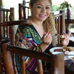 Отель Trujillo Beach Eco-Resort питание фото 2