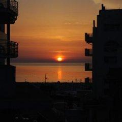 Hotel Luana Римини пляж фото 2
