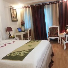 Hanoi Capital Hotel комната для гостей фото 4