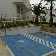 Отель Aparthotel Ponent Mar спортивное сооружение