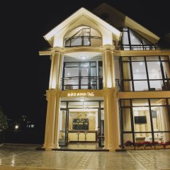 Отель Bao Anh Villa Далат вид на фасад