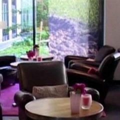 Отель Novotel Suites München Parkstadt Schwabing интерьер отеля фото 3