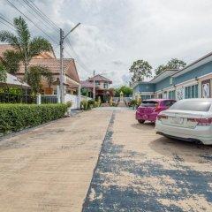 Отель Narnia Villa Pattaya парковка