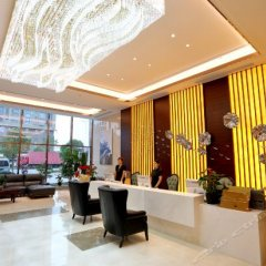Jingyue Boutique Hotel интерьер отеля фото 3