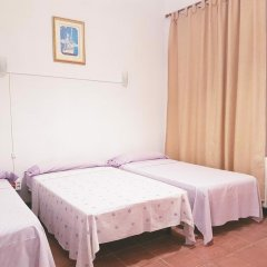 Отель Pensión Berti Madrid Испания, Мадрид - отзывы, цены и фото номеров - забронировать отель Pensión Berti Madrid онлайн комната для гостей фото 4