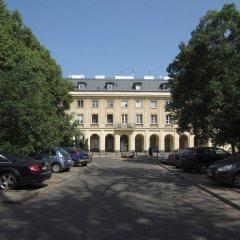 Апартаменты Unique Warsaw Center Apartment парковка