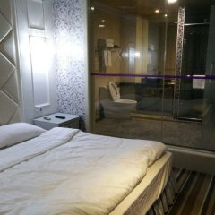 Отель Zilaixuan Hotel Китай, Чжуншань - отзывы, цены и фото номеров - забронировать отель Zilaixuan Hotel онлайн сауна