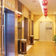 Golden Central Hotel Shenzhen сауна