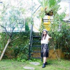 Отель Thanh HoÀi Homestay Далат приотельная территория
