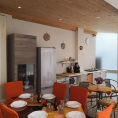 Отель B&B SeleneBeach Джардини Наксос гостиничный бар