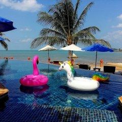 Отель Sasitara Thai villas Таиланд, Самуи - отзывы, цены и фото номеров - забронировать отель Sasitara Thai villas онлайн детские мероприятия