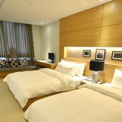 Отель Cacao Южная Корея, Инчхон - отзывы, цены и фото номеров - забронировать отель Cacao онлайн комната для гостей фото 3