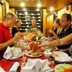 Отель Alova Gold Cruises Halong питание фото 2