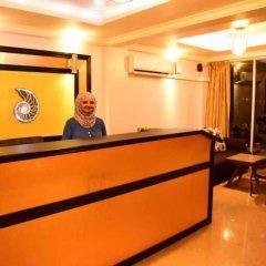 Отель Golden Spiral Maldives Мальдивы, Мале - отзывы, цены и фото номеров - забронировать отель Golden Spiral Maldives онлайн интерьер отеля фото 3