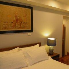 Отель Maneeya Park Residence Бангкок комната для гостей