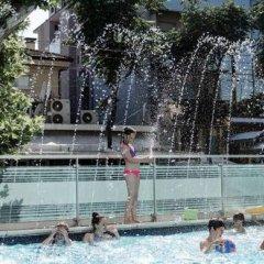 Hotel Executive La Fiorita бассейн
