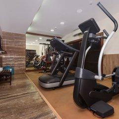 BON Hotel Abuja фитнесс-зал фото 2