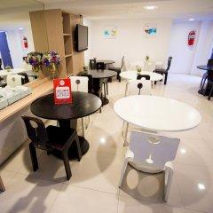 Отель Nida Rooms Saladaeng 130 Silom Walk Бангкок гостиничный бар